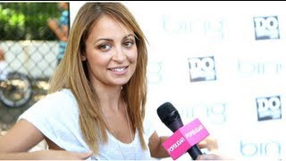 Nicole Richie Interview on Summer Style and Charity at DoSomething.org Event