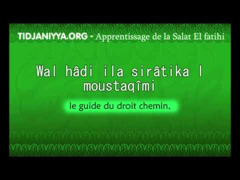 salatoul fatiha mp3