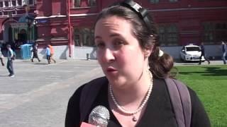 Москвичи о Европейских играх в Баку