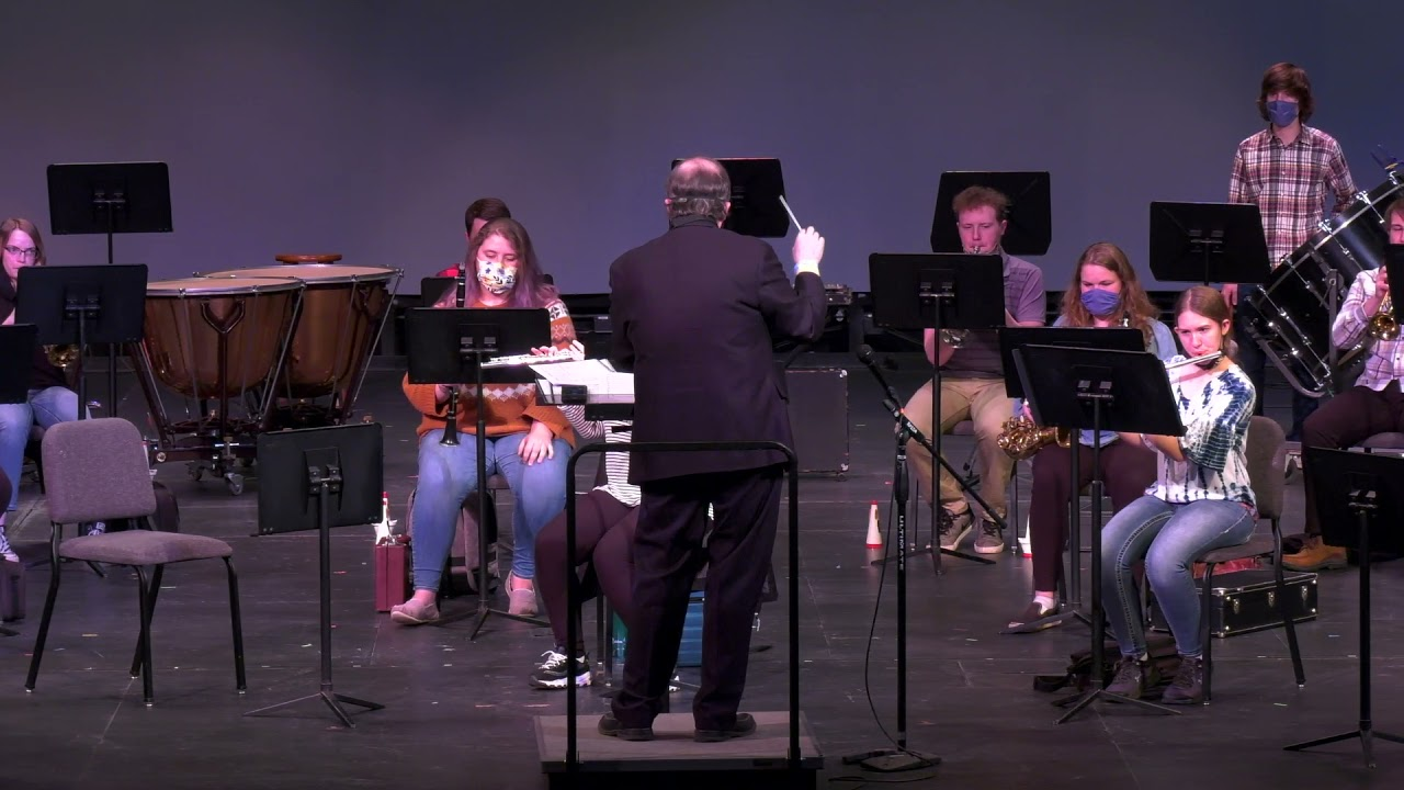 Preview image for Campus Concert Band video