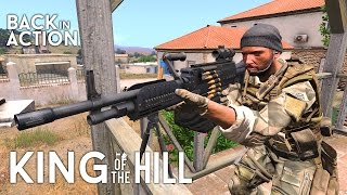 » KING OF THE HILL « - Back in Action, Zeit zu Skillen mit der SPMG - [Deutsch]