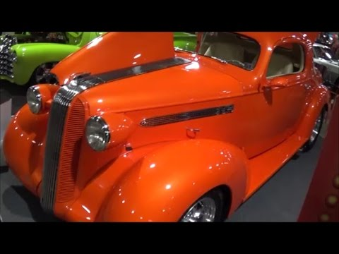 1936 Pontiac Business Coupe Street Rod Youtube