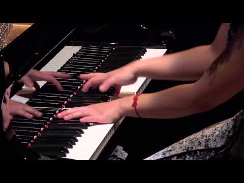 F. Chopin, Ballade No. 2 in F Major, Op. 38, Anny Hwang