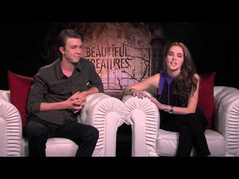 Beautiful Creatures  A Message from Thomas Mann and Zoey Deutch