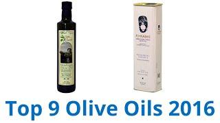 9 Best Olive Oils 2016