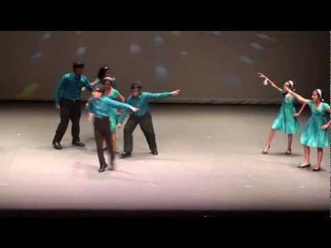 Disco Diwane Group Dance