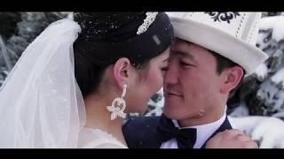 Свадьба ЖАЛАЛ-АБАД  НУРБЕК&ГУЛИЗА