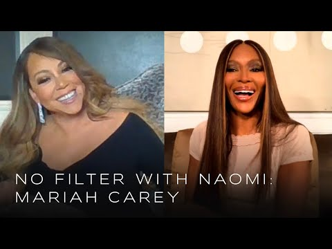 Mariah Carey on The Meaning of Mariah | No Filter with Naomi