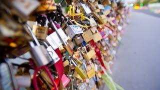 Власти Парижа справятся с «замками любви»? (новости)