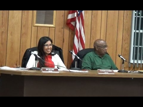 Bridgeport Township Board Meeting November 5th, 2014