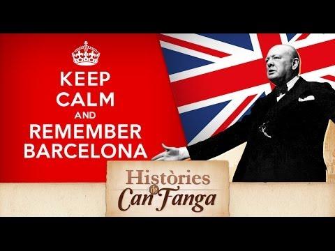 Barcelona bombardejada durant la Guerra Civil