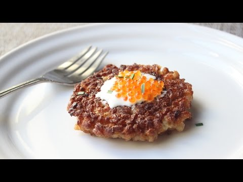 Crispy Farro Cakes Recipe How to Make Farro Cakes