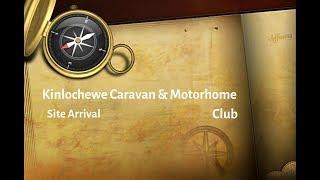Highlands | Kinlochewe Caravan & Motorhome Club Site Arrival
