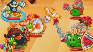 Angry Birds Epic: Fianl Boss Battle [Valentine's Day Level 20]  Event Portal Gameplay