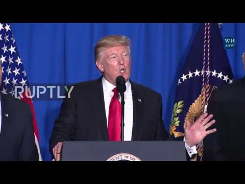 USA: Trump to enforce strict immigration laws