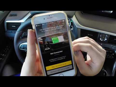 Tech Tip: Download Scout GPS Link to your 2017 Lexus