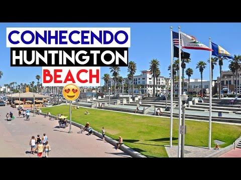 CONHECENDO HUNTINGTON BEACH (CA)