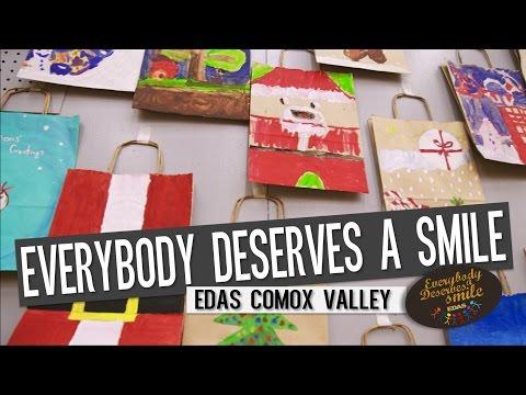 Everybody Deserves A Smile - EDAS Comox Valley