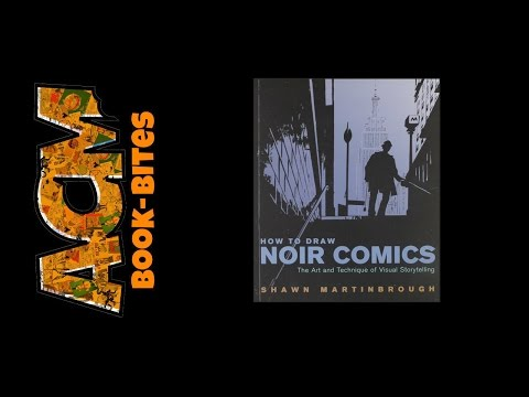 ACM BB How To Draw Noir Comics