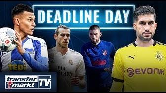 🔴 LIVE Deadline Day #1: Selke vor Wechsel zu Bremen - Carrasco zurück zu Atlético