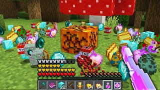 RANDOM item drops made this Minecraft UHC cursed...
