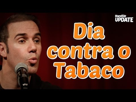 0 Diogo Portugal   Stand Up do Dia Contra o Tabaco