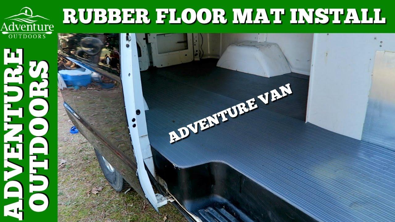 medium resolution of van flooring
