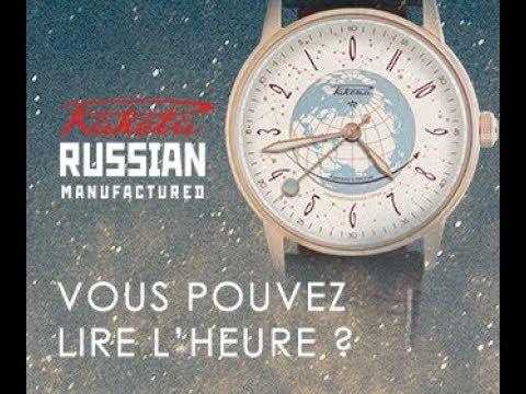 "Download @RAKETAWATCHES : LE VRAI SECRET DU CODE RUSSE •• The Raketa ""Russian Code"" watch"