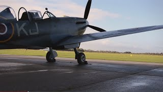 Firing On... Twelve! The sound of a Supermarine Spitfire