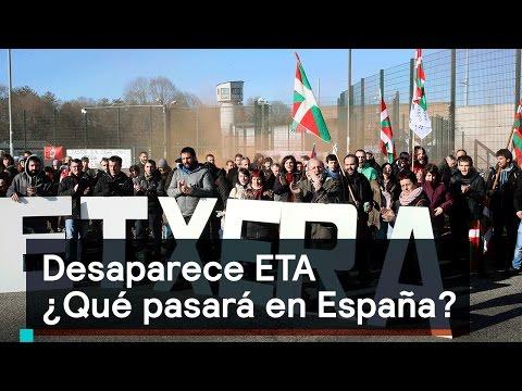 ETA entrega sus armas en España tras años de Terrorismo - Foro Global