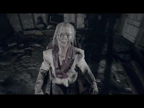 RESIDENT EVIL 7 Biohazard - Mutated Evelyn Final Boss (True Ending)