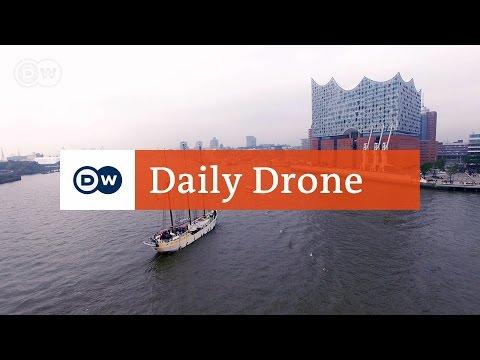 #DailyDrone: Elbphilharmonie