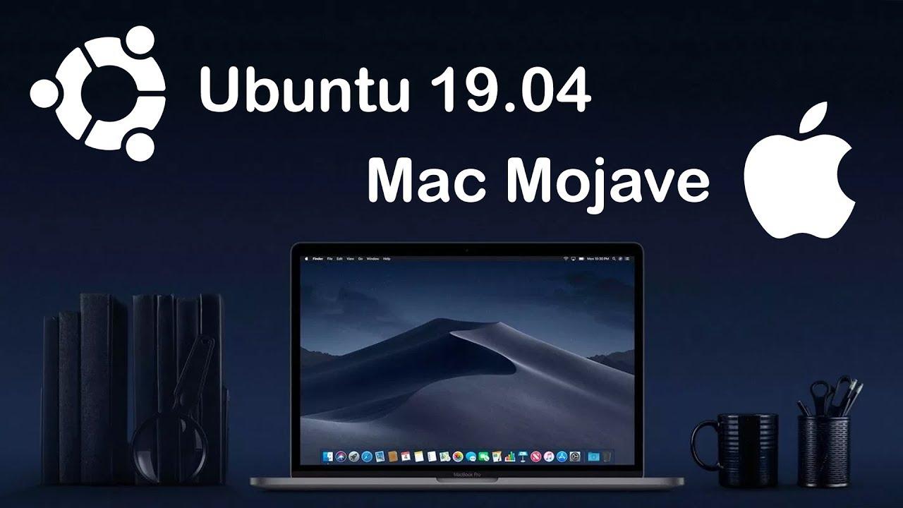 How to make Ubuntu 19 04 look like macOS