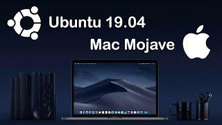 make Ubuntu 19.04 look like macOS