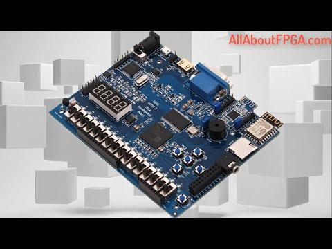 EDGE ARTIX 7 FPGA Development Board - Intro