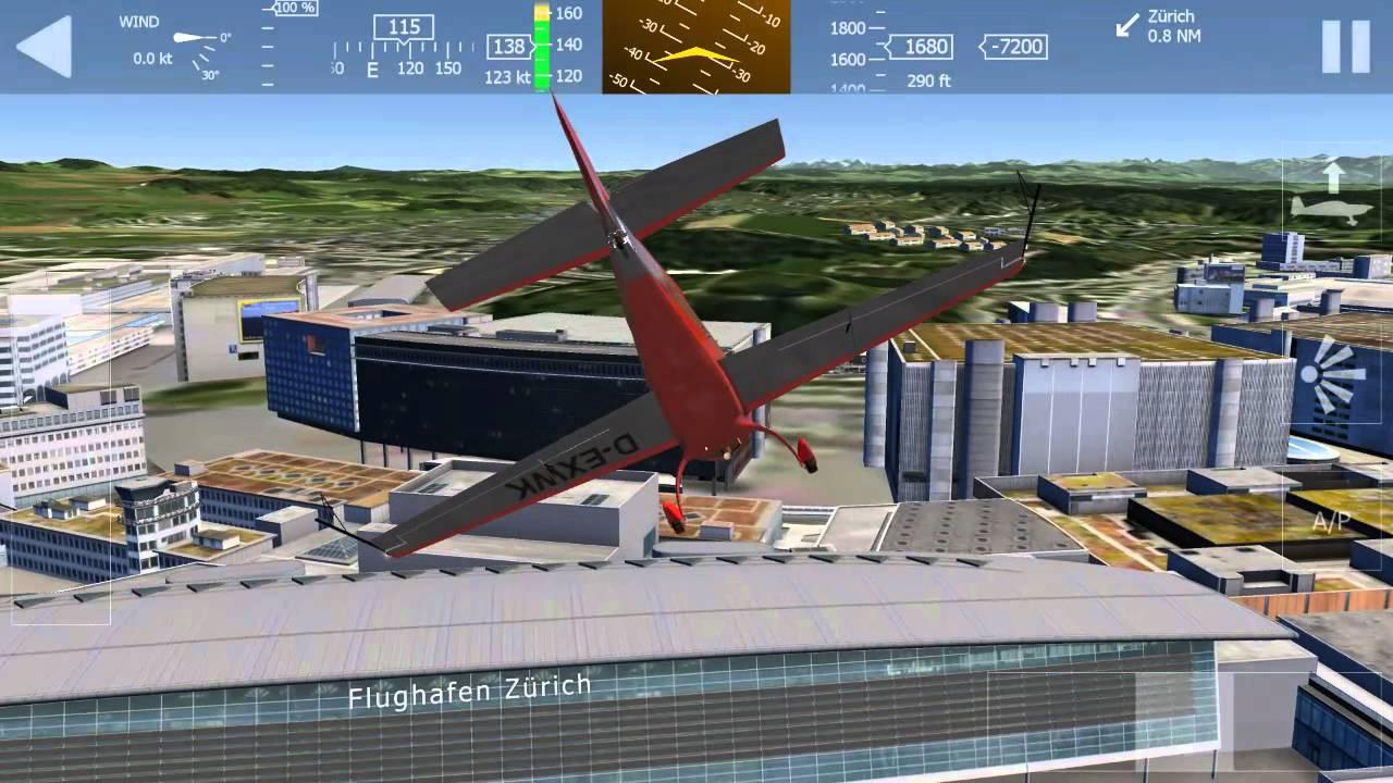 Aerofly 1 Flight Simulator Android & IOS devices - YouTube