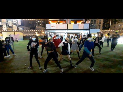 KPOP RANDOM PLAY DANCE IN DUBAI 2020 랜덤플레이댄스 두바이