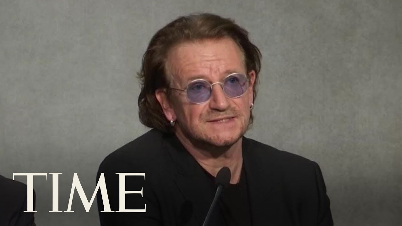 Bono Says Pope Francis Is 'Aghast' At Catholic Church Sex Abuse Scandals | TIME