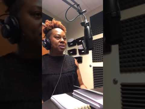 {593} Part 1 - Katina Washington - Interview at JHM Radio with Delores Lewis-Thornton