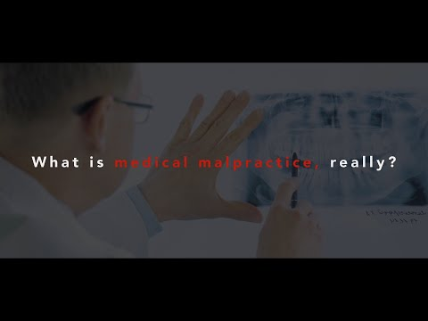 What is medical malpractice? - Gainesville (FL) Medical Malpractice Attorney