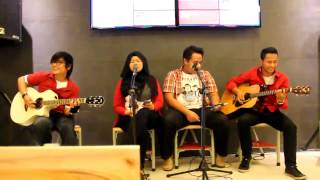 Video Chrome Acoustic - Saranghamida (Astrid feat Tim Huang cover) download MP3, 3GP, MP4, WEBM, AVI, FLV September 2018