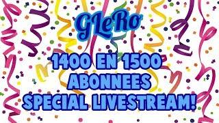 1400 & 1500 ABONNEES SPECIAL + MODGIVEAWAY -Fortnite Nederlands, Skribble.io, Agar.io, GTA V, ... )