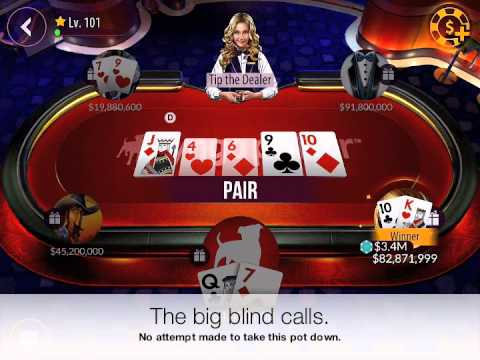 Studying Other Players in Zynga Poker