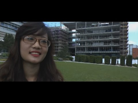 Join our student on a tour of the site