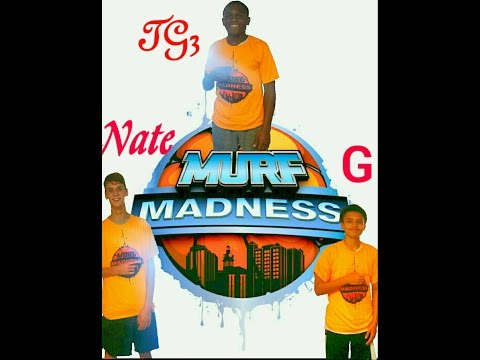 TG3, 'G' and Nate. 3 On 3 Patterson Park. Oakland High School