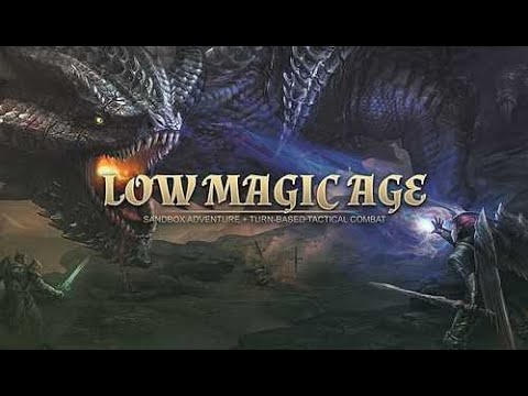 Low Magic Age: Checking it out- Character Creation Part 1 |