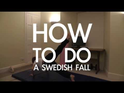 Swedish Fall Tutorial