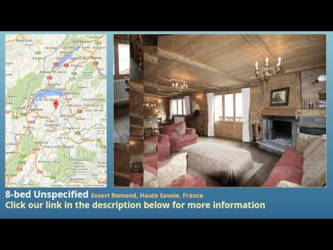 8-bed Unspecified for Sale in Essert Romond, Haute Savoie, France on frenchlife.biz