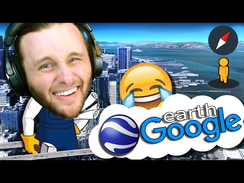 Google Earth VR | Funny Sightings | LEAVE THE HOUSE WITHOUT LEAVING Mp3