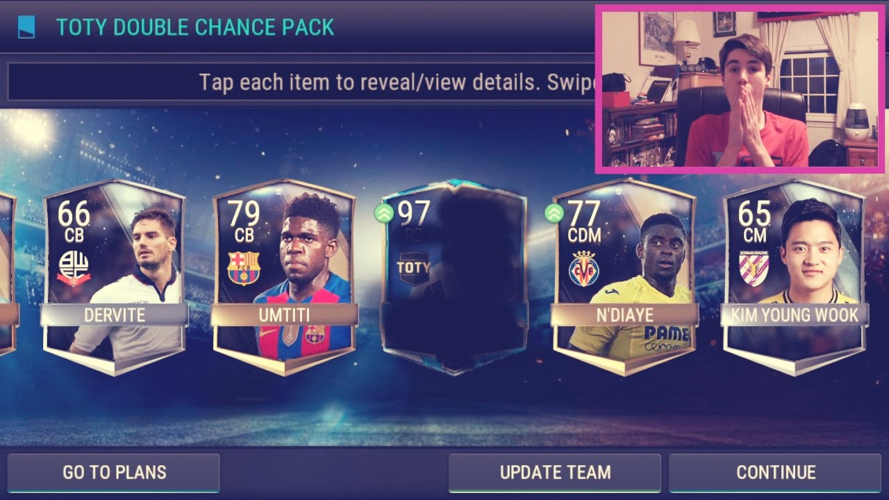 how to get 99 batty fifa mobile